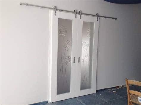 porte con binario esterno porta laccata con binario esterno scorrevole caltagirone