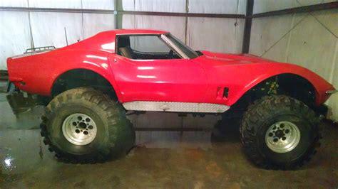 how many monster jam trucks are there 1968 chevrolet corvette monster truck for sale
