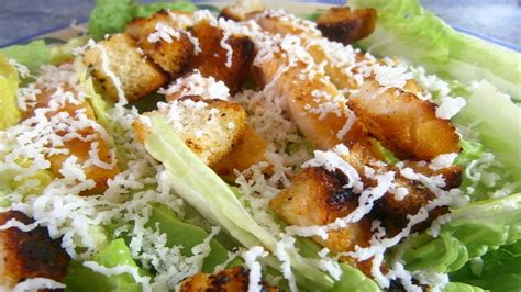 rectas de cocina faciles ensalada cesar de pollo recetas de cocina faciles