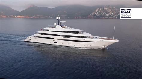 yacht tv show luxury superyacht crn 74m m y cloud 9 boat show tv