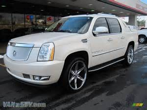 2008 Cadillac Escalade Ext 2008 Cadillac Escalade Ext Awd In White 283215