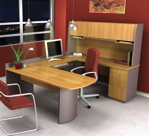 u shaped office desk canada whitevan