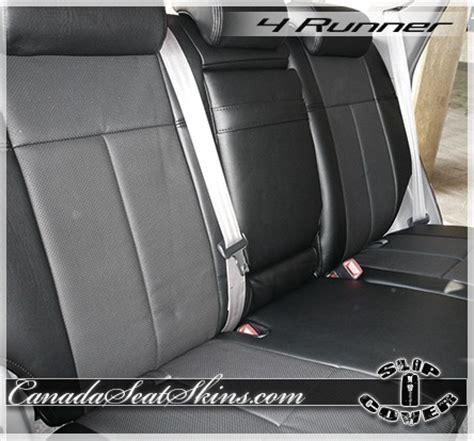 Toyota 4runner Seat Covers 2003 2009 Toyota 4runner Clazzio Seat Covers
