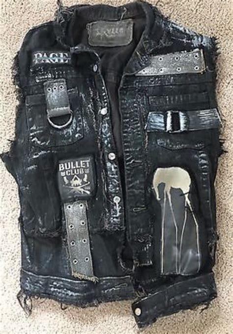 Vest Bullet Club Wpcw hangman page theadage