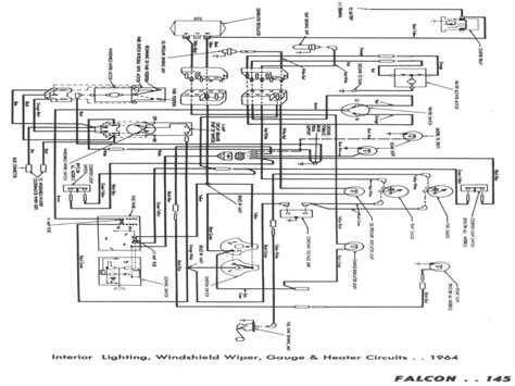 au falcon wiring diagram wiring jeffdoedesign