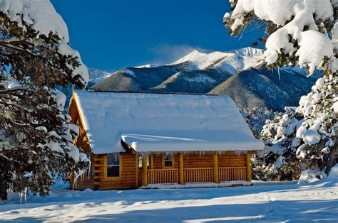 Rent Cabin Colorado by Cabins For Rent At Mount Princeton Springs Resort