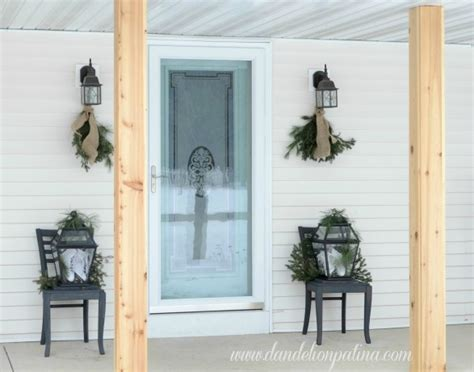 winter porch decorations winter porch and winter outdoor decorating ideas