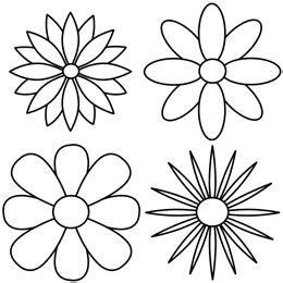 draw a pattern using flower as motif best 25 easy to draw flowers ideas on pinterest how to