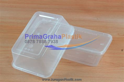 Fim Plastik Kotak Thinwall 750ml kotak plastik oven tutup 750ml medium home