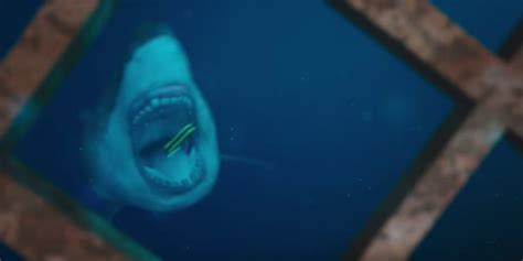 47 meters to feet quot 47 meters down quot review invigorates the shark attack sub