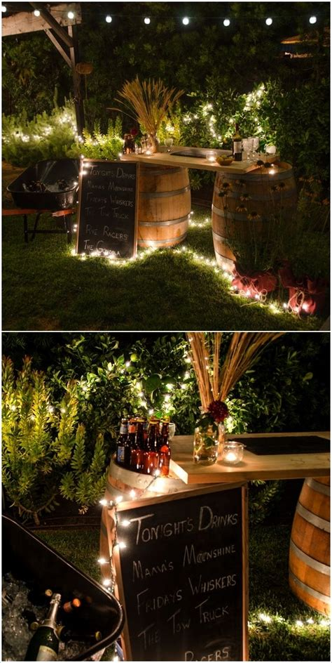 amazing backyard ideas 5 amazing diy outdoor bar ideas for your backyard