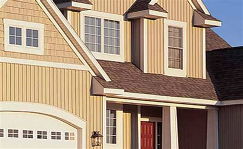 Brown And Blue Home Decor batten board siding brown home ideas collection batten