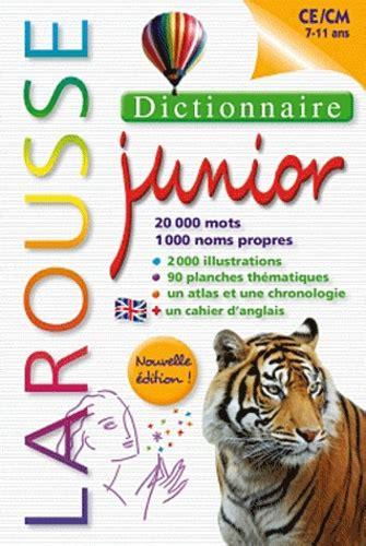 Dictionnaire Larousse Junior 7 11 Ans Ce Cm Larousse