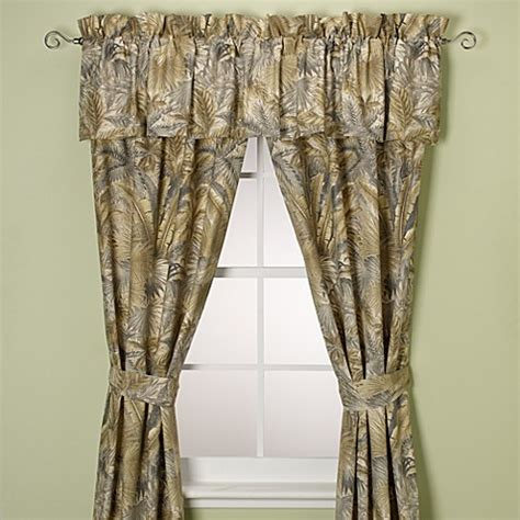 tommy bahama drapes buy tommy bahama 174 home bahamian breeze 84 inch window