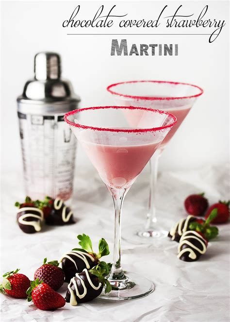 martini strawberry strawberry chocolate cocktail recipe