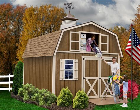 storage shed kits diy outdoor storage  shed kit store