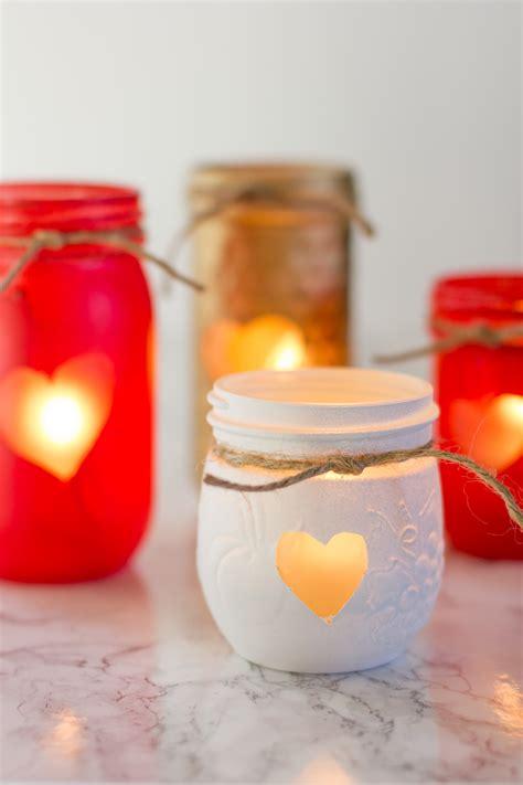 Sumbu Lilin Diy Candle painted jar votive holders wholefully