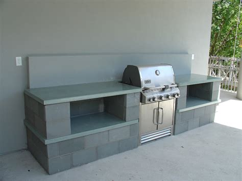 Concrete Countertops Austin Texas   Fireplace Surrounds