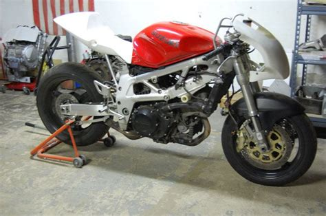 Suzuki Tl1000s Streetfighter Tl1000s Streetfighter Picture Motorbike Inspiration