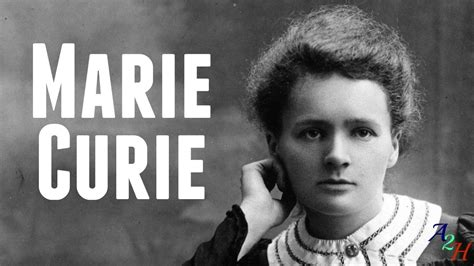 biography of marie curie marie curie biography youtube