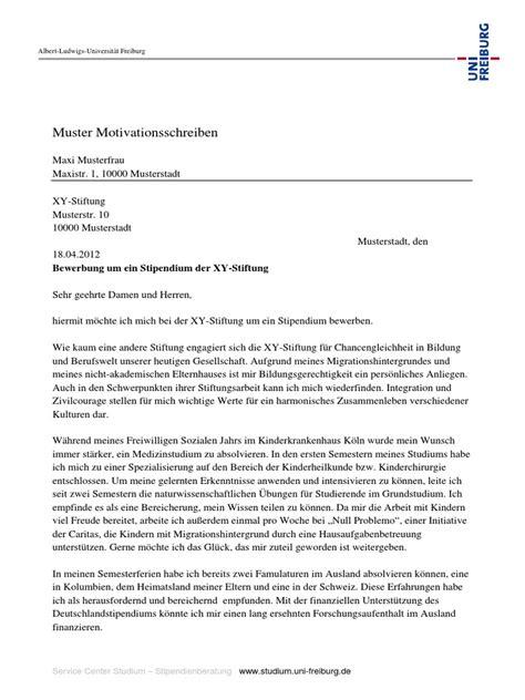 Motivationsschreiben Vs Bewerbung deutschlandstipendium motivationsschreiben muster