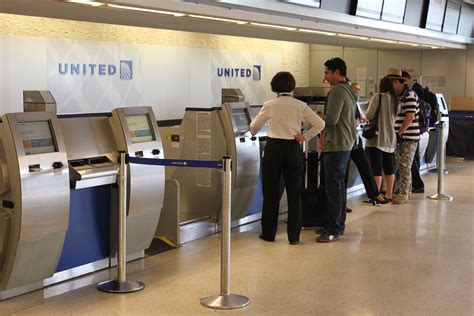 Check In United Airlines | united airlines check in