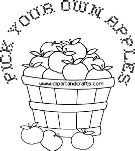 picking apples coloring pages pick your own apples coloring page