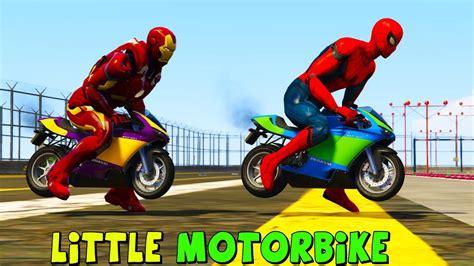 imagenes de wolverine en moto colorea motos min 250 sculas caricaturas de dibujos animados