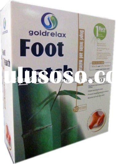 Detox Pads Wood Bamboo Vinegar by Bamboo Vinegar Foot Detox Pach Wood Vinegar Detox Foot