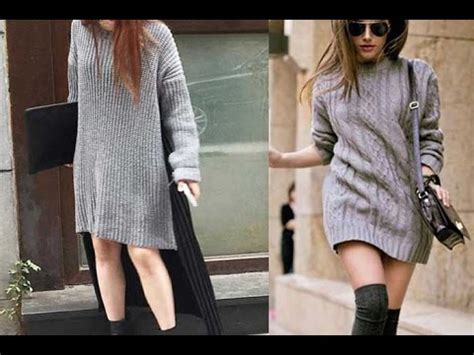 cute outfits for women in their 20s sweaters to wear with dresses