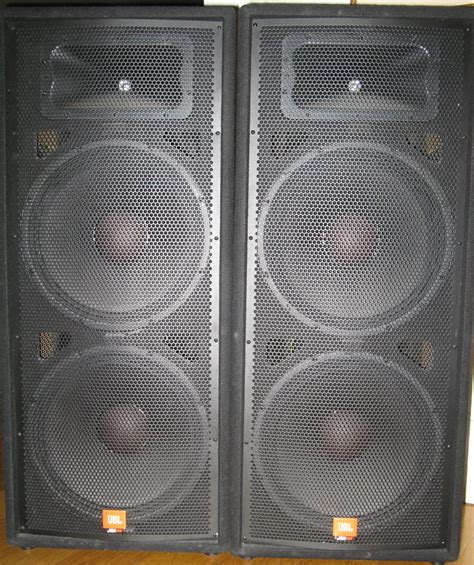 Speaker Jbl Jrx 125 jbl jrx125 image 690664 audiofanzine