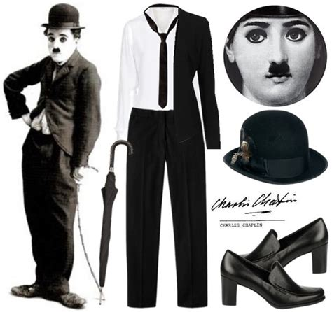 black and white photo creative costumes for easy and stylish costume ideas from your closet part 1 gorgeautiful
