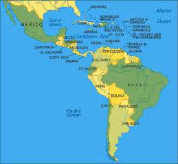 map of south america and america map of world region city