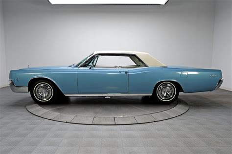 66 lincoln continental style