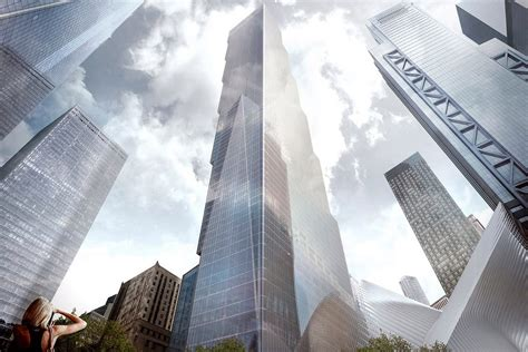 design center towers 2 world trade center was redesigned for news corp and 21st