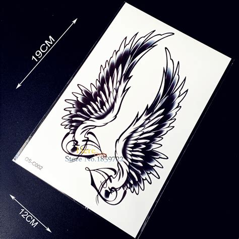 online buy wholesale tattoos wing from china tattoos wing