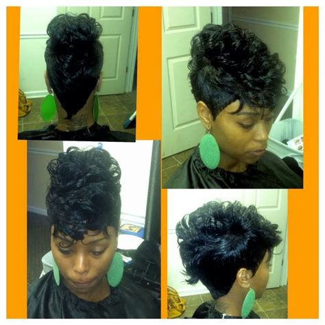 27 pc black hair styles mohawk 43 best images about 27 pieces hair on pinterest mohawks