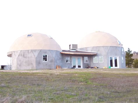 domes construction photos built with econodome kits