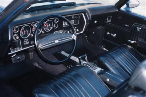 1971 Chevelle Ss Interior by 1971 Chevrolet Chevelle Ss Convertible 21065