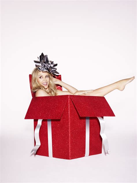 kylie minogue a kylie christmas shooting 2015