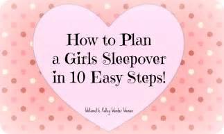 how to plan a sleepover slumber in 10 easy steps kaylene