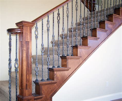 astounding wrought iron spindles decorating ideas