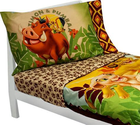 King Nala Bedroom by King Toddler Bedding Set Simba Nala Comforter Sheets