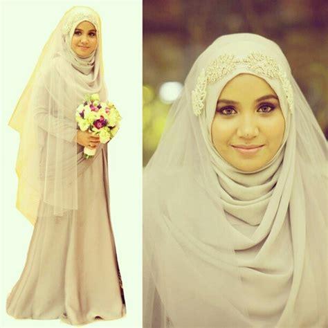 tutorial hijab syar i for wedding 1000 images about baju nikah inspo on pinterest hijab