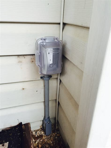 wiring gfi outlet outside house wiring diagrams