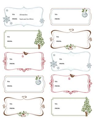 templates stickers word simplify christmas events with free microsoft office