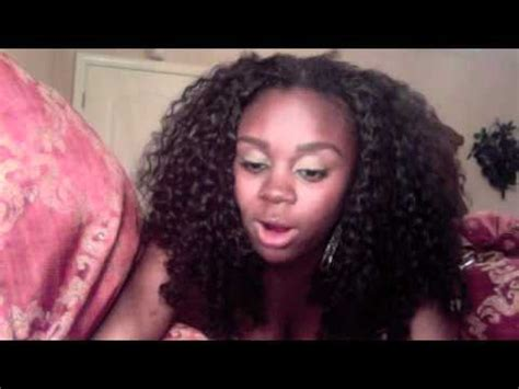 kinky sew ins kinky curly hair sew in youtube