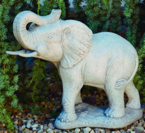 elephant statue elephant cement garden statue