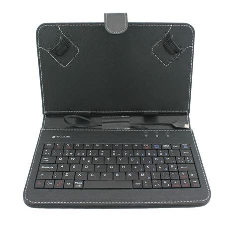 fundas para tableta talius funda con teclado para tablet 7 pulgadas