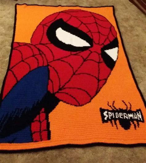 spiderman graph pattern 22 best images about crochet spiderman on pinterest